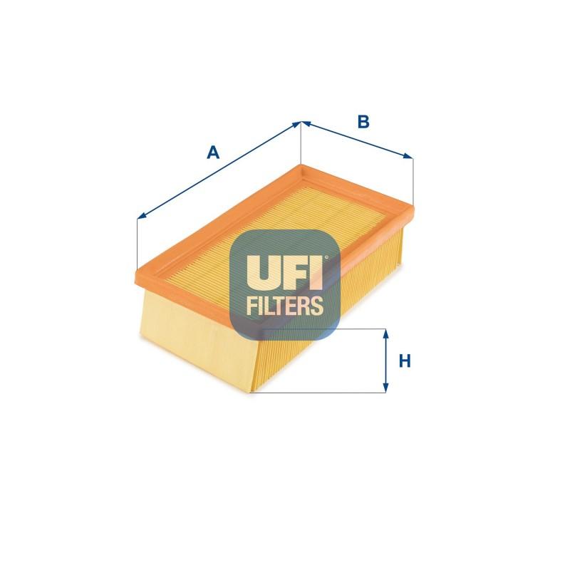 Ufi Filters 27.675.00 Filtro Aria