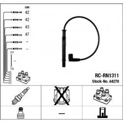 Kit Cavi Accensione NGK.44278