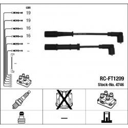 Kit Cavi Accensione NGK.4746