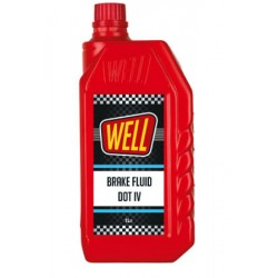 Olio Freno  WELL DOT 4 (250ml)